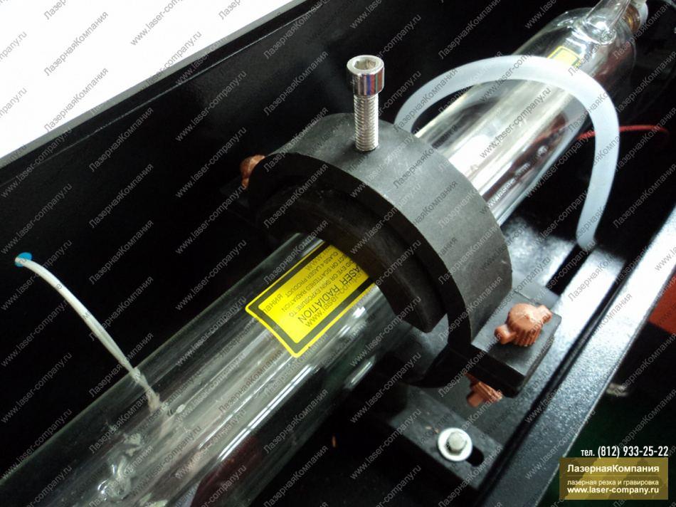 Охлаждение лазерной трубки