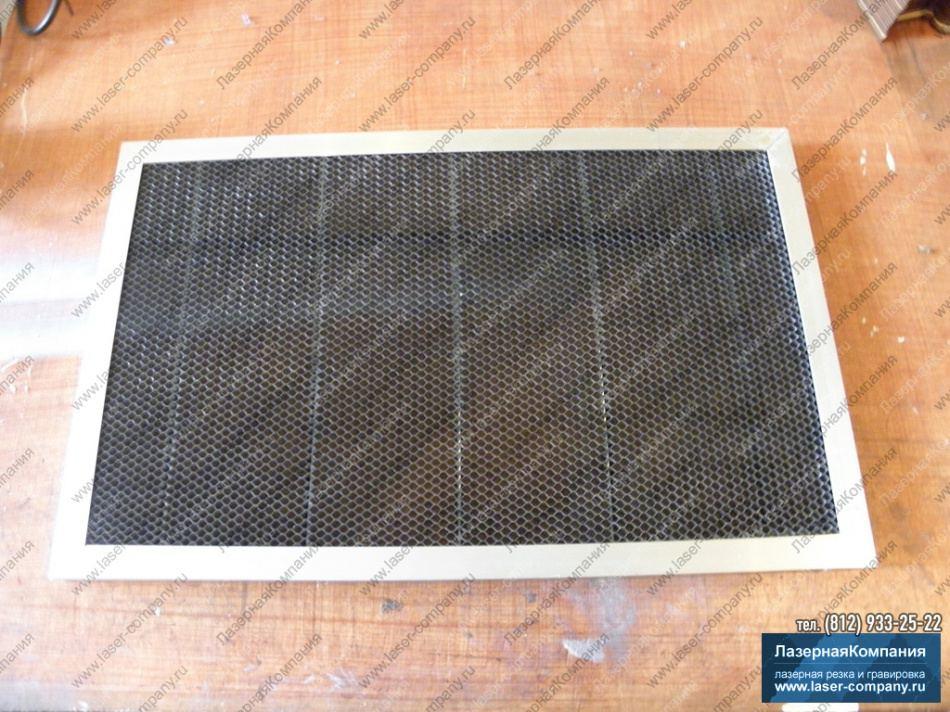 Сотовый стол для лазерного станка своими руками 30