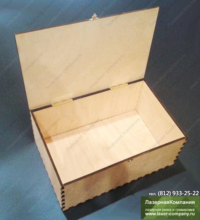 Как сделать коробку из фанеры своими руками с крышкой 62
