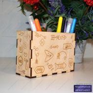 термобелье деревянные коробки лазерная резка покупке термобелья задумала